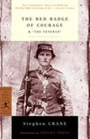 The Red Badge of Courage/The Veteran 0679783202 Book Cover