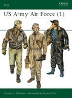 US Army Air Force 1855322951 Book Cover