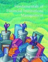 Fundamentals Of Financial Institutions Management 0256253676 Book Cover