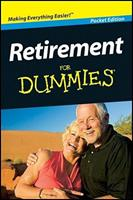 Retirement for Dummies 0470548282 Book Cover