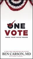 One Vote: Make Your Voice Heard 149640632X Book Cover