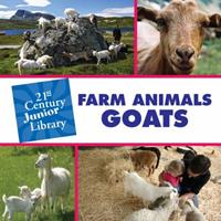 Farm Animals: Goats 1602795436 Book Cover