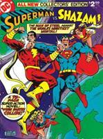 Superman Vs. Shazam! 1401238211 Book Cover