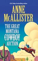 The Great Montana Cowboy Auction 0373484577 Book Cover