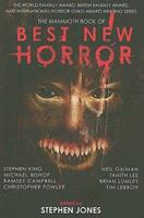 The Mammoth Book of Best New Horror 20 0762437278 Book Cover