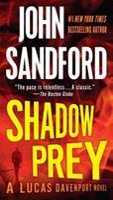 Shadow Prey by John Sandford Unabridged CD Audiobook 0425126064 Book Cover