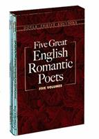 Five Great English Romantic Poets 048627893X Book Cover
