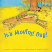 It's Moving Day! 1554530741 Book Cover
