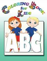 Coloring Book for Kids: ABC 1632879301 Book Cover