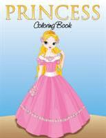 Princess Coloring Book for Girls 1634285646 Book Cover