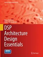 DSP Architecture Design Essentials 1489977783 Book Cover