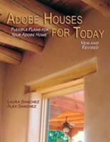 Adobe Houses for Today: Flexible Plans for Your Adobe Home 0865346623 Book Cover