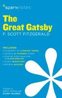 The Great Gatsby (SparkNotes Literature Guide) 158663349X Book Cover