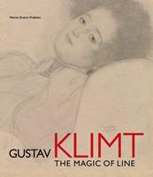 Gustav Klimt: The Magic of Line 1606061119 Book Cover