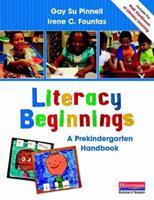 Literacy Beginnings: A Prekindergarten Handbook 0325028761 Book Cover