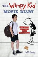 The Wimpy Kid Movie Diary: How Greg Heffley Went Hollywood 1419700545 Book Cover