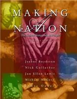 Making A Nation Brief, Combined Edition 0130337714 Book Cover