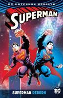 Superman Reborn 1401273580 Book Cover