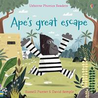 Ape's Great Escape 0794542077 Book Cover