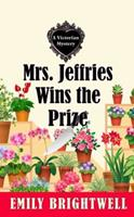 Mrs. Jeffries Wins the Prize 042526811X Book Cover