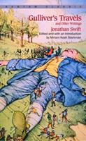 Gulliver's Travels and Other Writings 0395051231 Book Cover