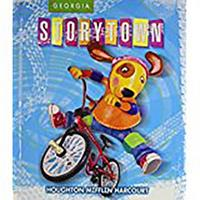 Harcourt School Publishers Storytown Georgia: Se Rolling Along Level 2-1 Grade 2 2008 0153815973 Book Cover