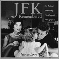 JFK Remembered 0517203081 Book Cover
