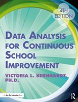 Data Analysis for Continuous School Improvement 1930556748 Book Cover