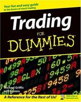 Trading for Dummies 0470438401 Book Cover