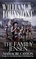 Massacre Canyon 0786033487 Book Cover