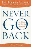 Never Go Back 1439180547 Book Cover
