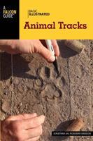 Basic Illustrated Animal Tracks 1493017179 Book Cover