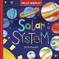 Hello, World! Solar System 0553521039 Book Cover