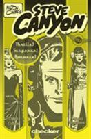 Steve Canyon 1933160578 Book Cover
