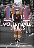 101 Volleyball Drills (Second Edition) 1571673164 Book Cover