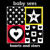 Hearts and Stars (Baby Sees) 1904618928 Book Cover