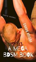 A mega BDSM Book 0368360814 Book Cover