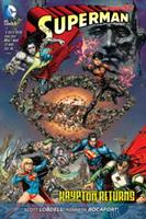 Superman: Krypton Returns 1401249485 Book Cover