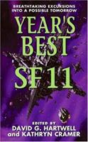 Year's Best SF 11 0060873418 Book Cover