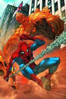 Spider-Man: Saga of the Sandman 0785124977 Book Cover
