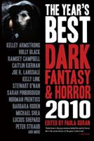The Year's Best Dark Fantasy & Horror, 2010 Edition 1607012332 Book Cover