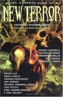 The Mammoth Book of New Terror (Mammoth Book of) 0786714093 Book Cover