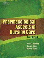Pharmacological Aspects of Nursing Care 1401888879 Book Cover
