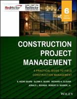 Construction Project Management Sixth Edition Red Vector Bundle 1119104114 Book Cover