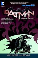 Batman: The Night of the Owls 1401237738 Book Cover