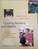 Guiding Readers and Writers: Teaching Comprehension, Genre, and Content Literacy 0325003106 Book Cover