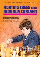 Fighting Chess with Magnus Carlsen 328301020X Book Cover