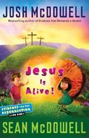 Jesus Is Alive!: Evidence for the Resurrection for Kids 0830747869 Book Cover