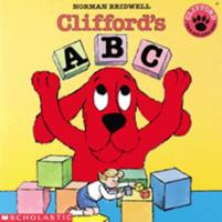 Clifford's Abc (Clifford) 0590486942 Book Cover