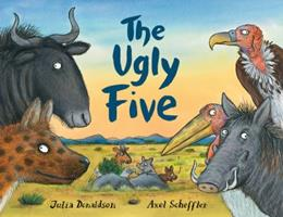 The Ugly Five 1407184636 Book Cover